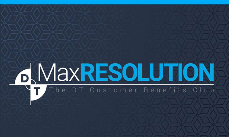 MaxRESOLUTION Member Program